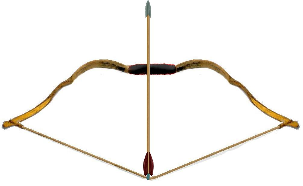 Real Bow And Arrow the Niya bow  almost 1 000